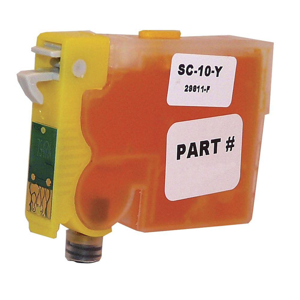Kolor Kartridge for Kwikscan VII Kopykake System Yellow
