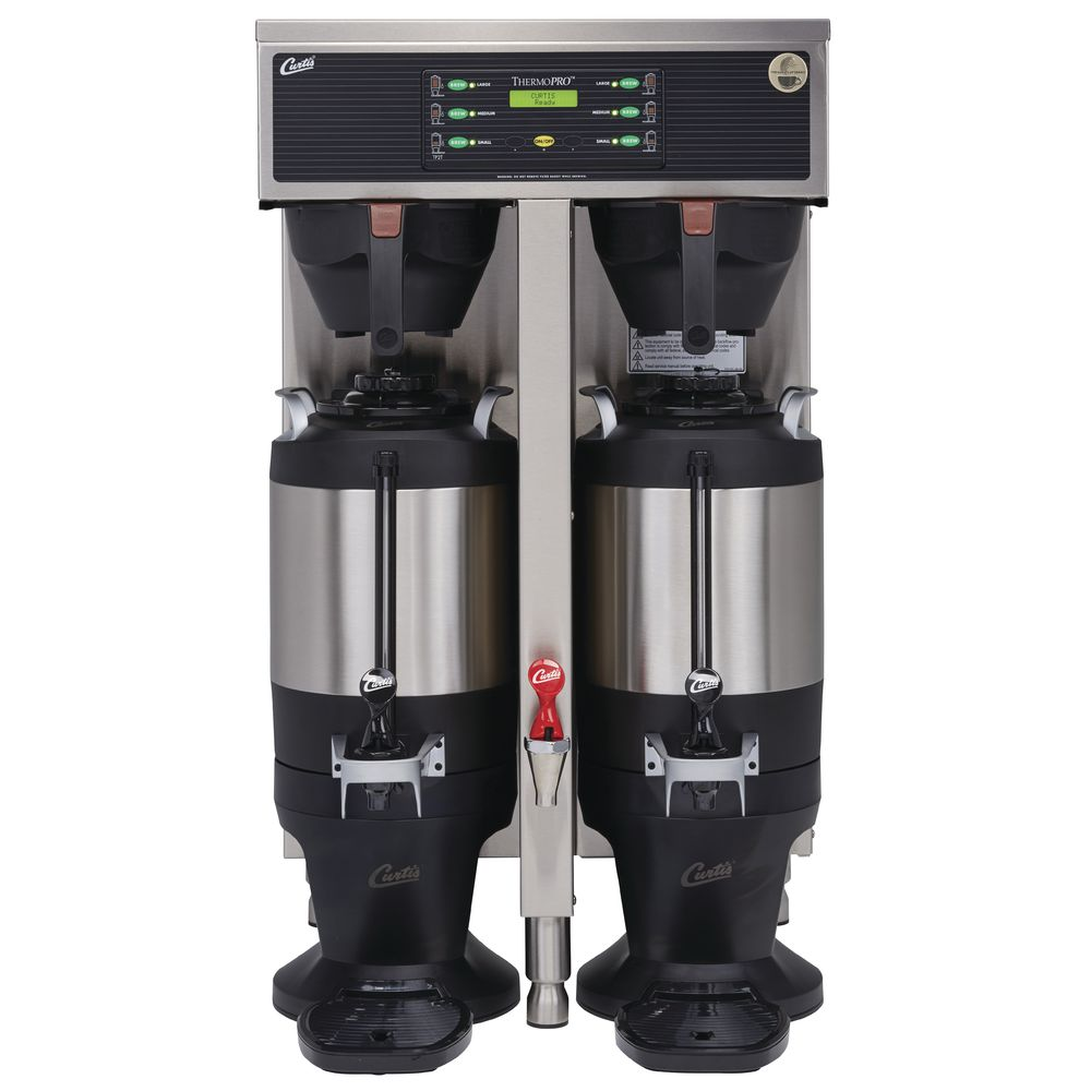 BREWER, AUTOMATIC, TWIN, THERMAL, 1.5 GALLON