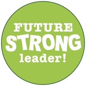 "LBL, FUTURE STRONG LEADER, 2""D, 500/RL"
