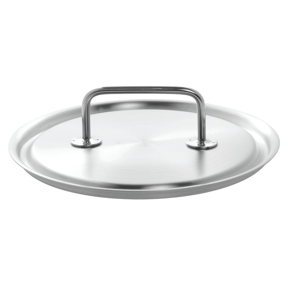 "Vollrath Jacob's Pride Intrigue 9 3/8"" Cover Stainless Steel"