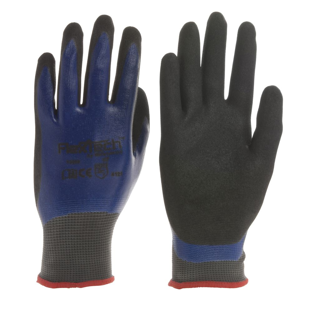 GLOVE, WORK, FULLY-COATED, SMALL