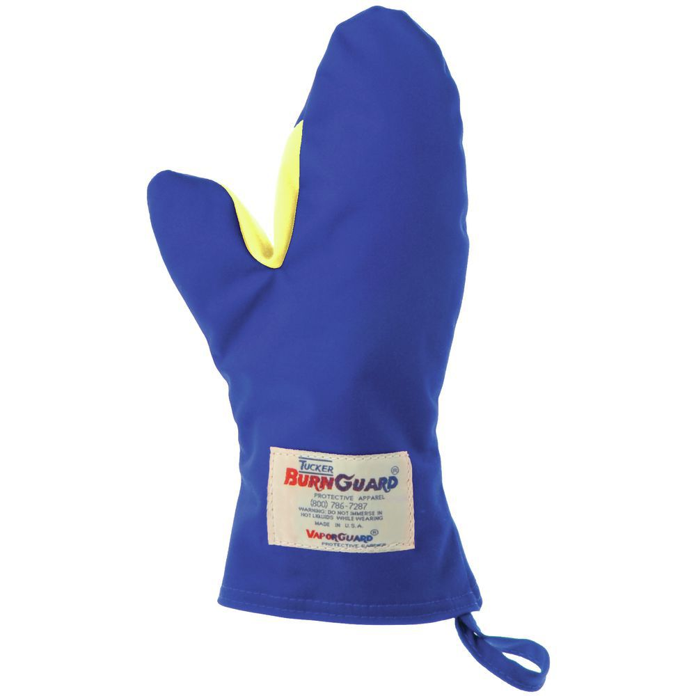 "MITT + LINER, BLUE, 12"", NOMEX, CONVENTIONAL"