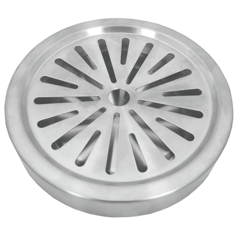 """DRIP TRAY, STAINLESS STEEL, 6"""" X 6"""""""