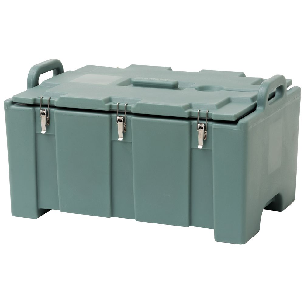 Cambro Slate Blue Plastic Top Loading Camcarrier 18l X 26 34w