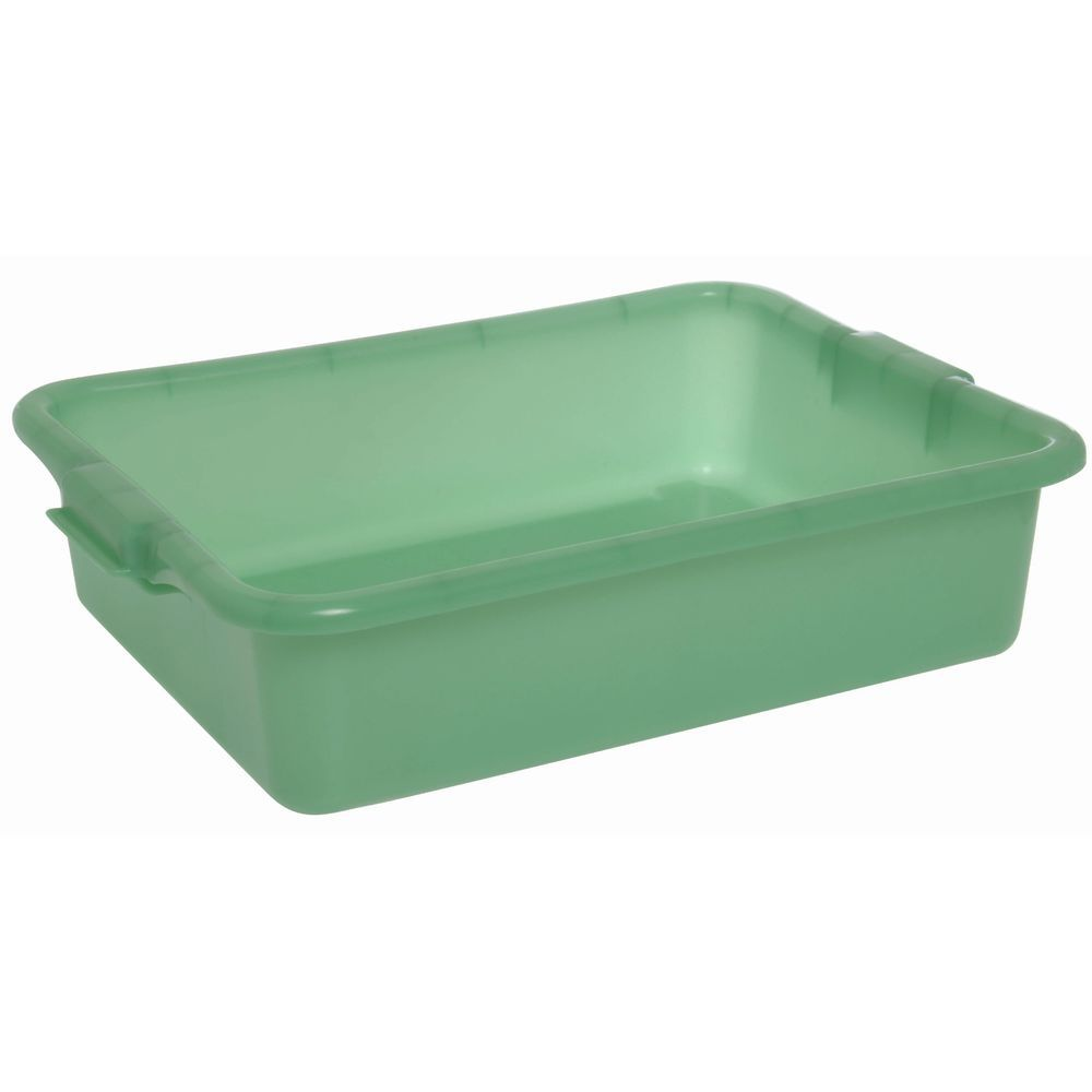 "Food Boxes Solid 20""L x 15""D x 5""H Green"