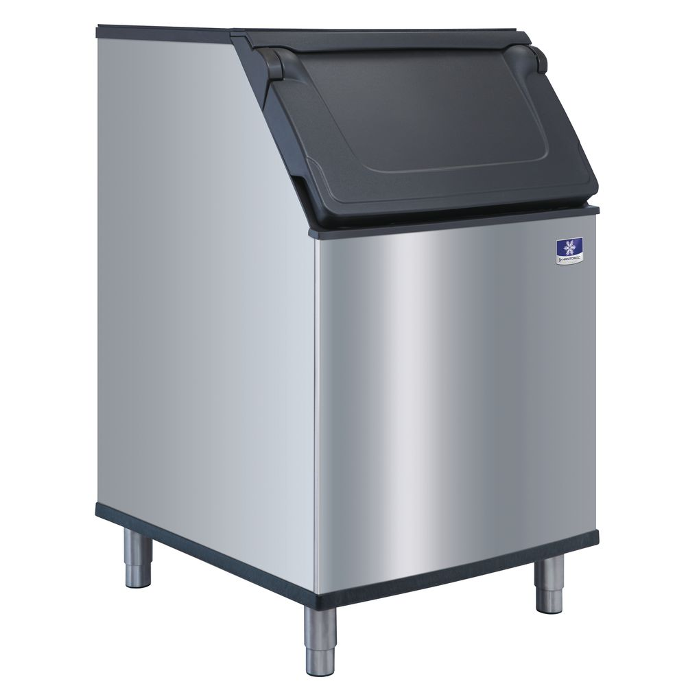 "ICE BIN, HOLDS 532 LBS, 30""WIDE"