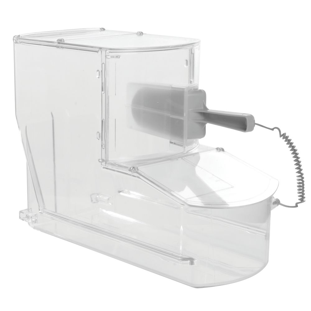"""Bulk Food Containers 4 1/2 Gallon 8""""L x 17""""W x 13 1/4""""H"""