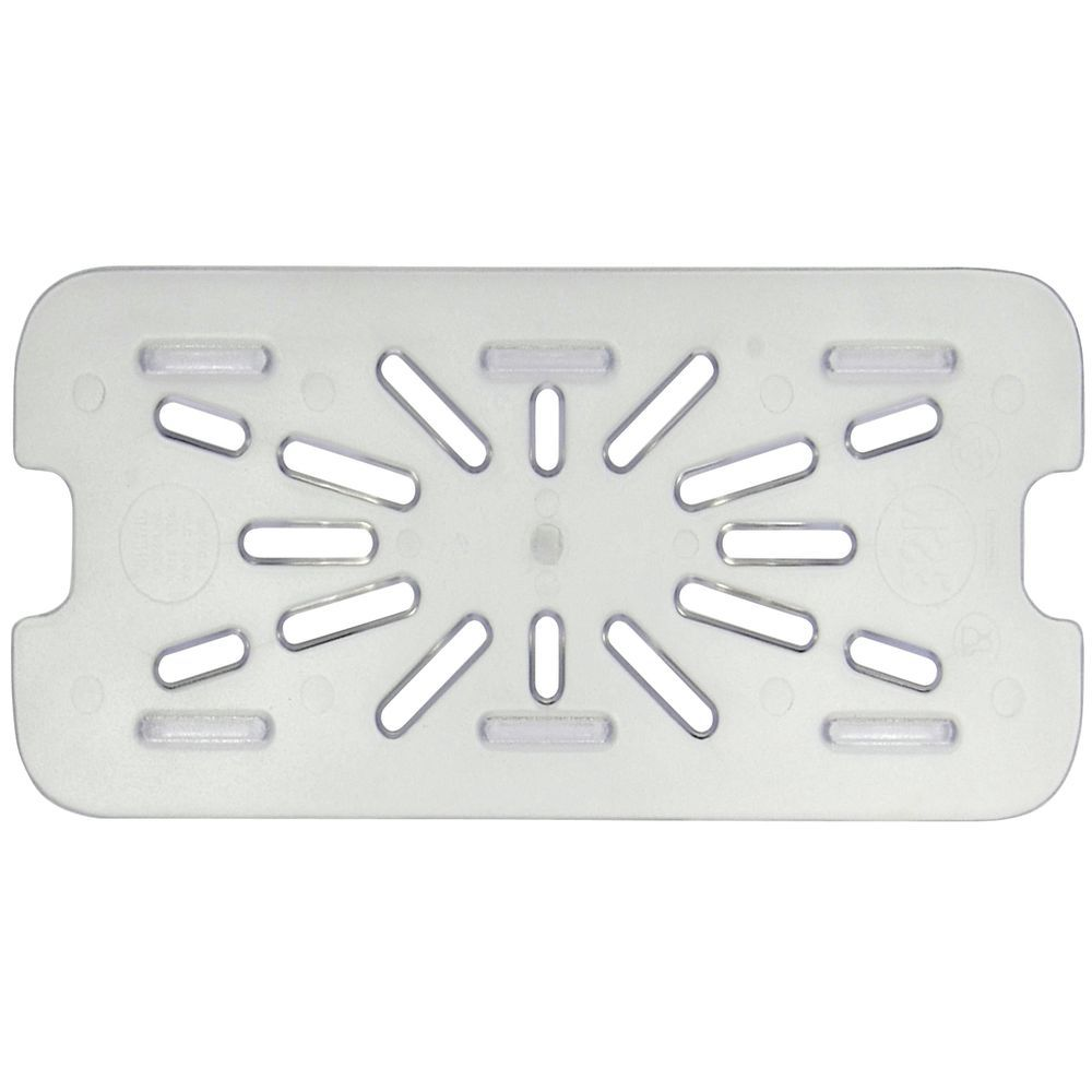 +DRAIN SHELF, 1/4 SZ, FOR HB COLD FOOD PAN