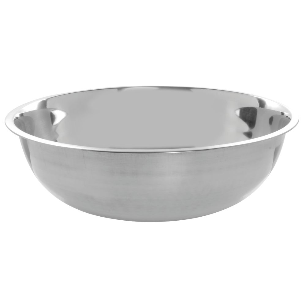 Hubert 16 Qt Stainless Steel Mixing Bowl 18dia X 5 310h