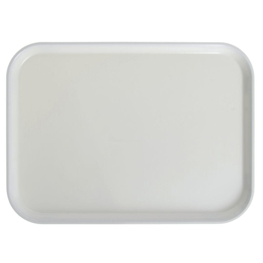 """Cambro DisplayTray  in White Fiberglass  18""""L  x  14""""W"""