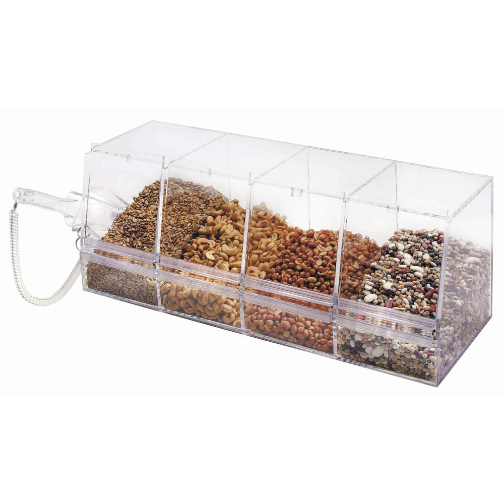 Cereal Storage Containers Top Unit Only