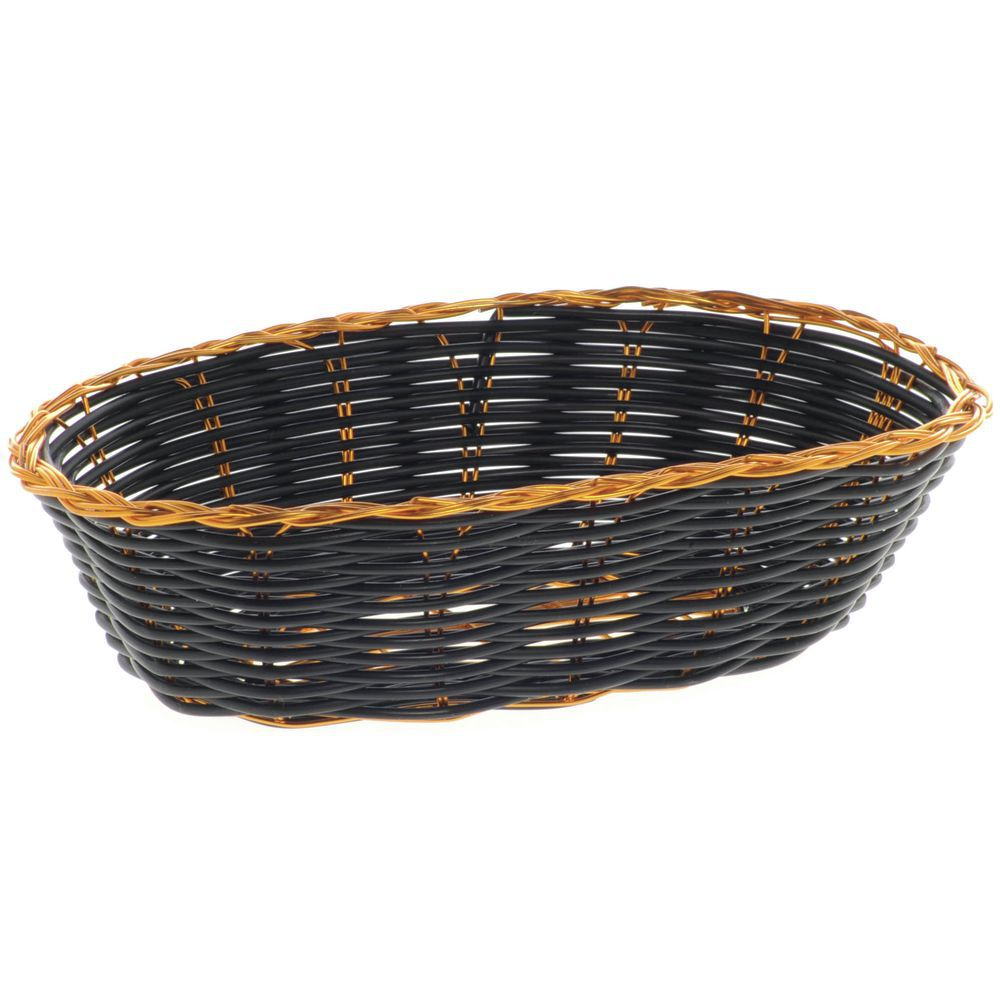 "Hubert Bread Basket Oval 7""L x 5""W x 2""H"