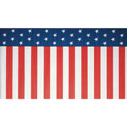"COUNTERWRAP, STARS + STRIPES 48""X25'"