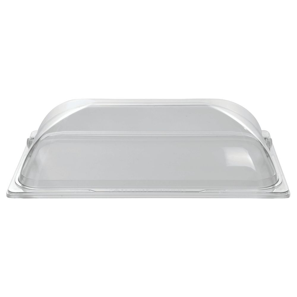 "Cal-Mil Plastic Dome Cover 21""L x 13 1/4""W x 5 1/4""H"