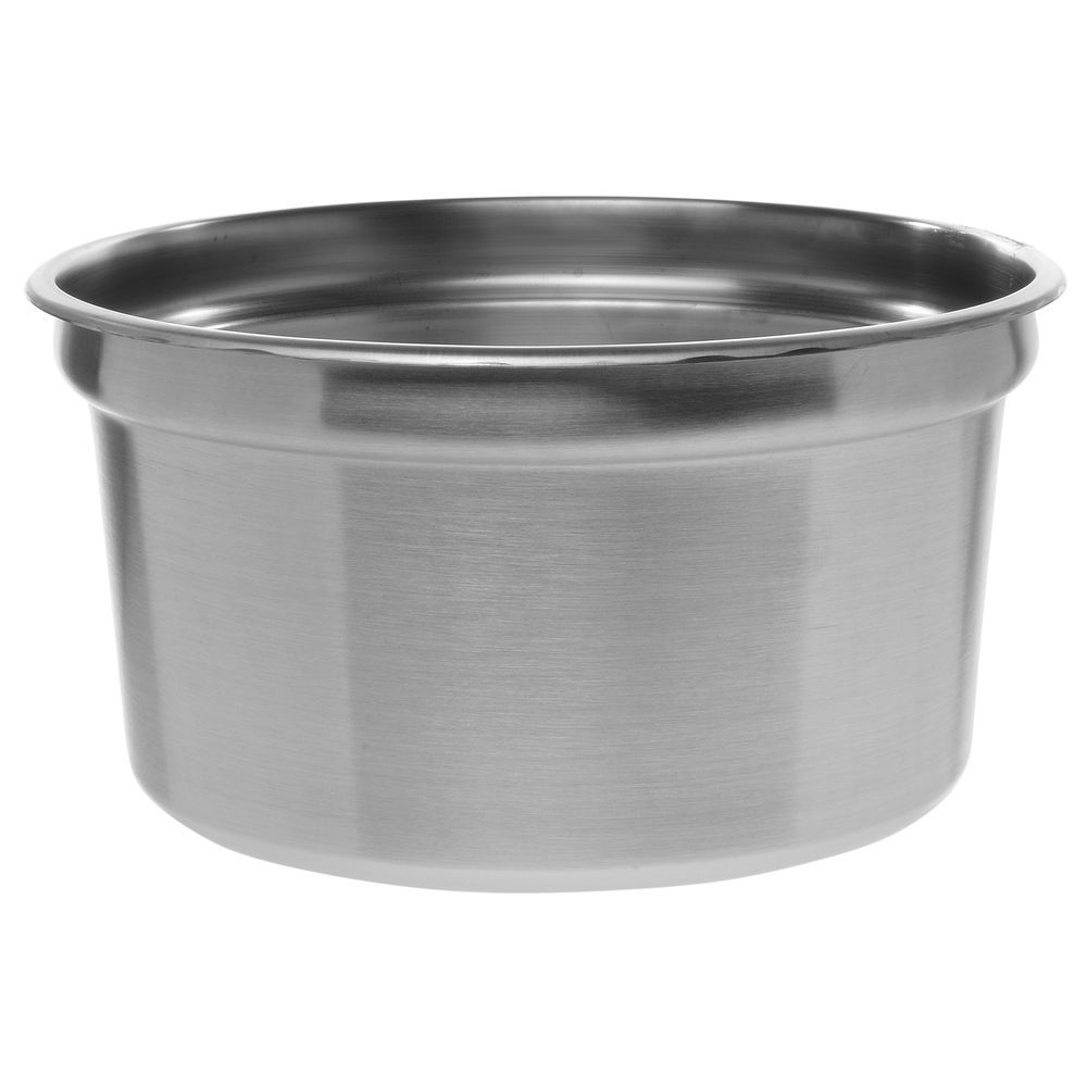 Vollrath 7 qt Stainless Steel Low Profile Inset Pan for Retro Stock ...