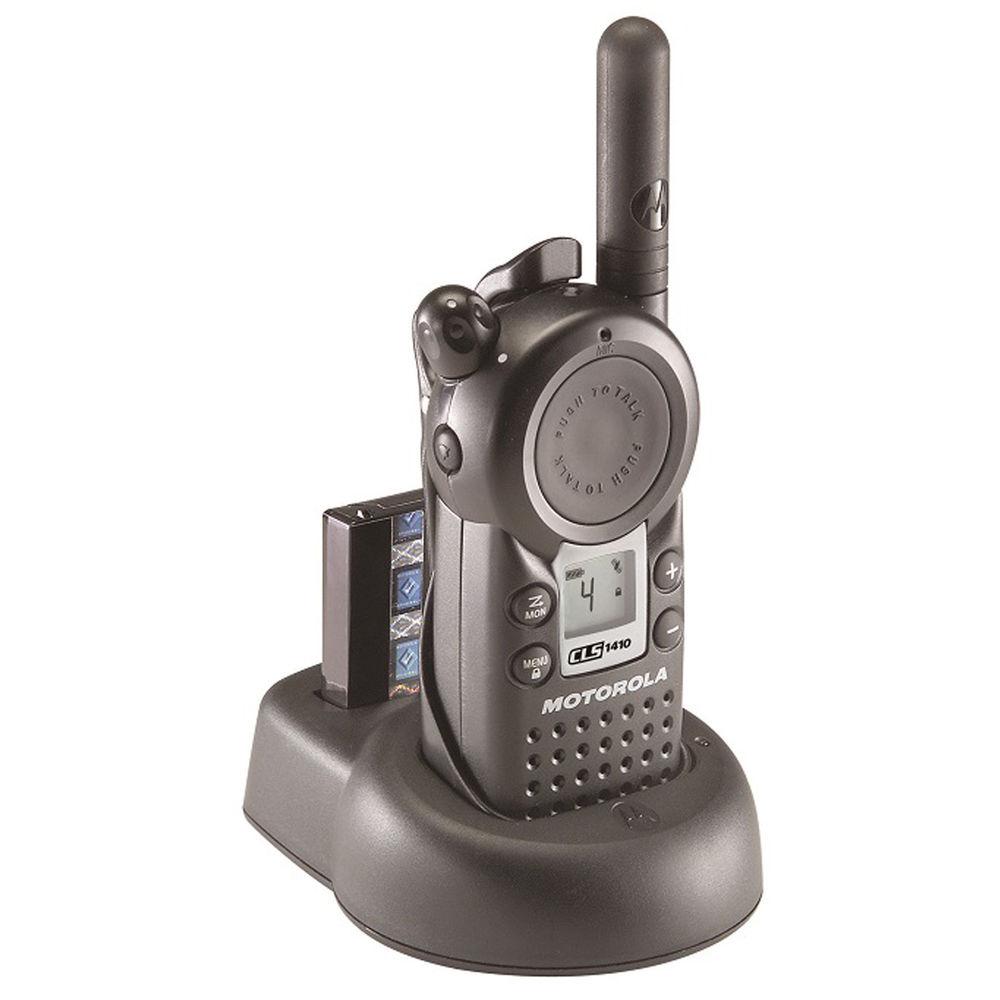 Motorola CLS 1410 4-Channel  2 Way Radio
