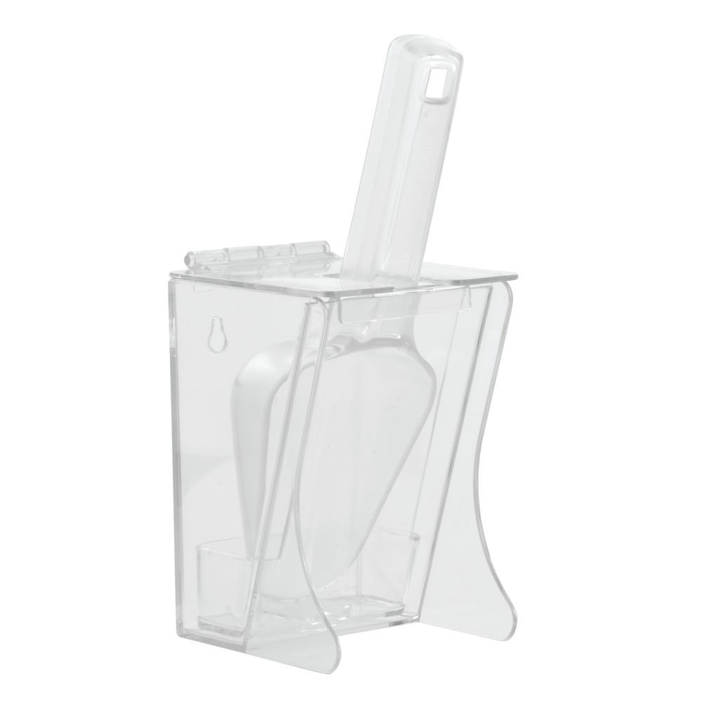 HOLDER, SCOOP, FREESTANDING, FOR 64 OZ SCOO