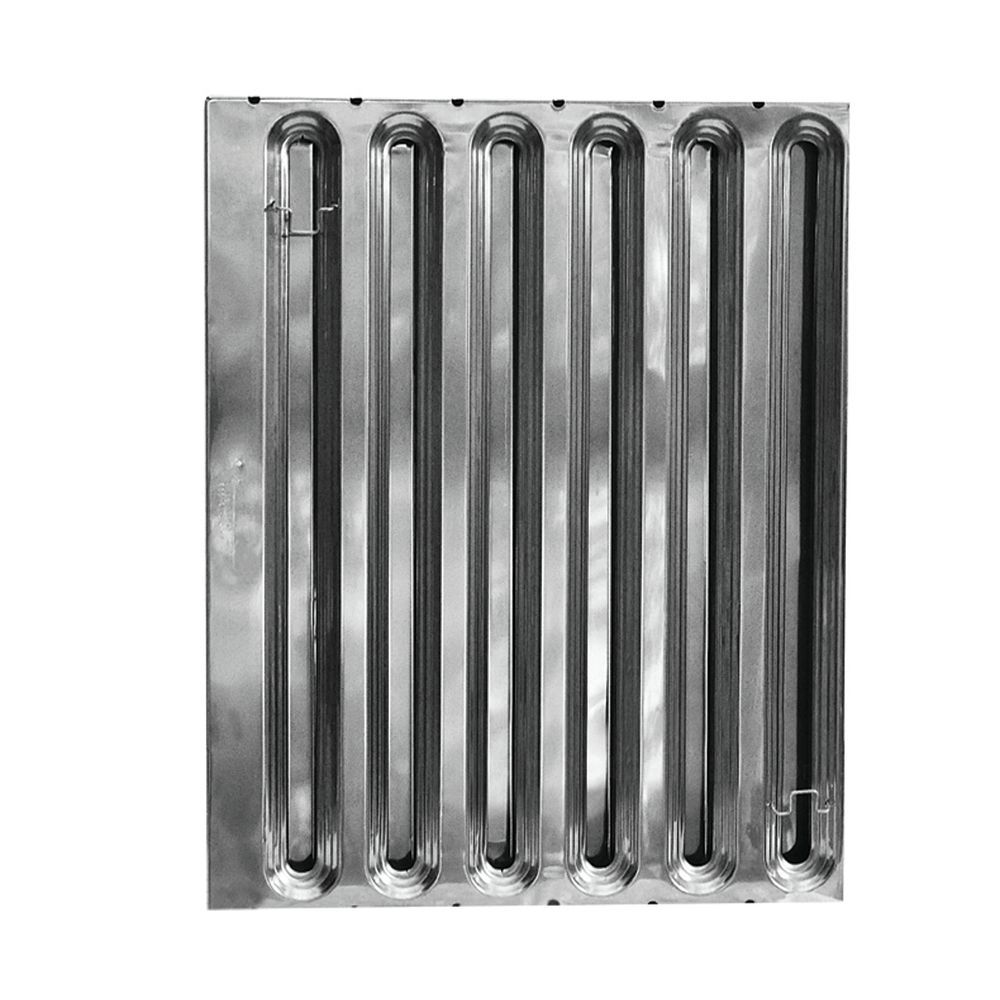 FILTER, COOKING HOOD, 16X16, STAINLESS