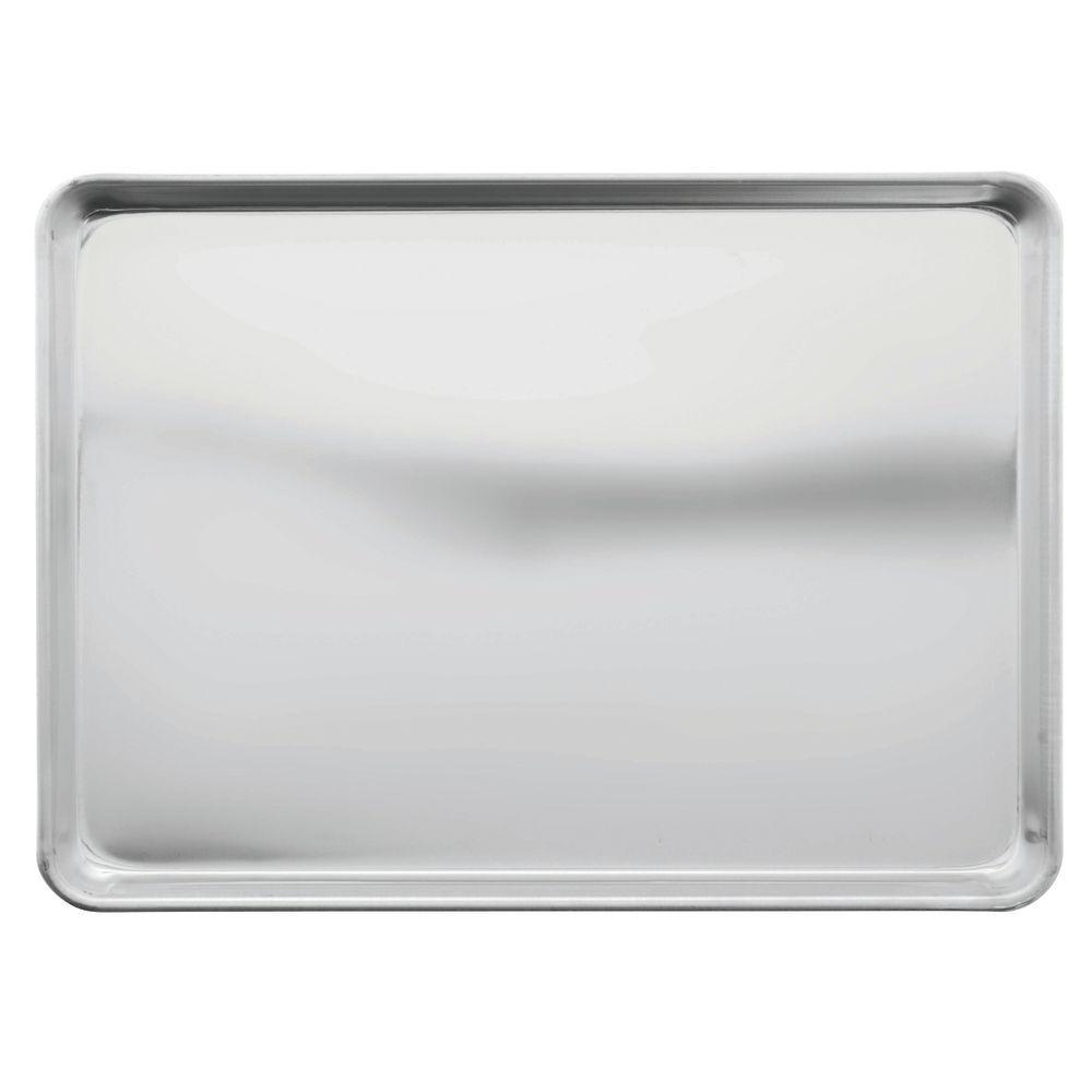 "Vollrath Half Size Economy Baking Sheet 18""L x 13""W 19 Gauge Aluminum"