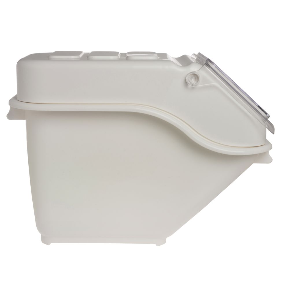 INGREDIENT BIN, 84.5 CUP/20L, WHITE