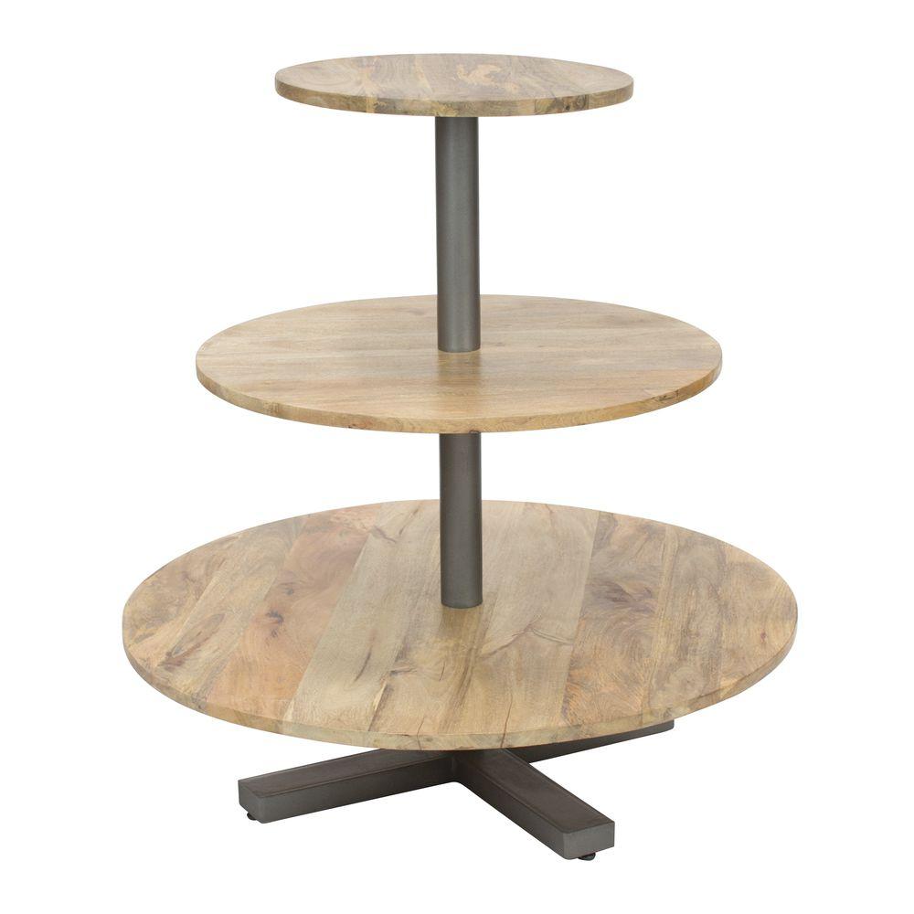 3 Tier Display Table