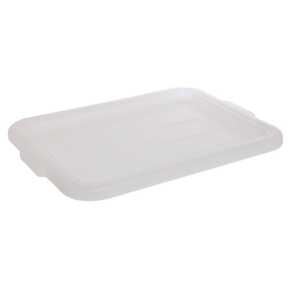 "Carlise Spectrum Lid for 20"" x 15"" Food Box White"