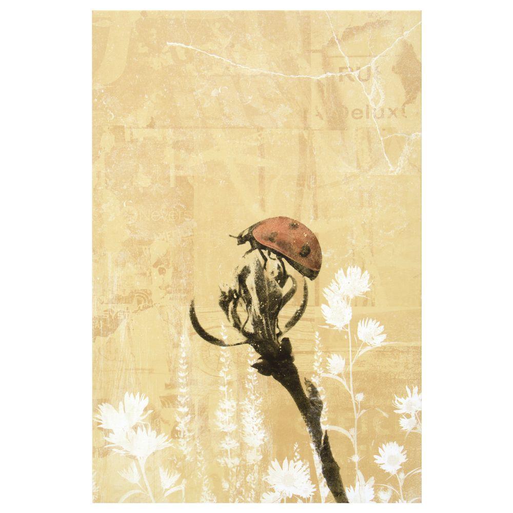 Ladybug Canvas Wall Art, 24\