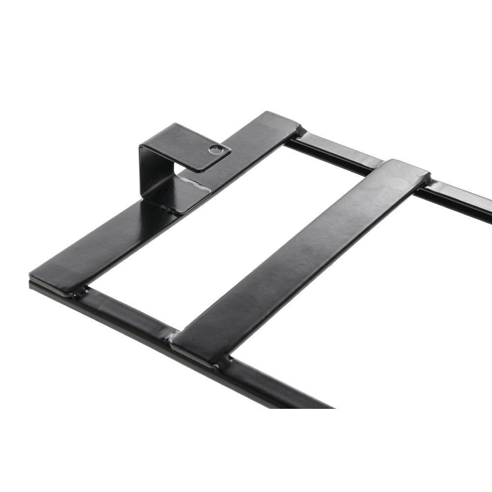 "HUBERT® Vertical Sign Frame with Single Bracket 7""L x 11""H"