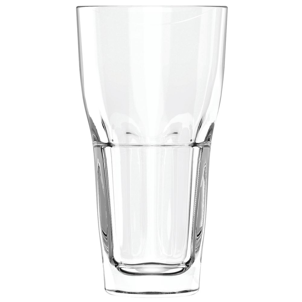 COOLER, GLASS, TRIBOROUGH, 14OZ, CS/24