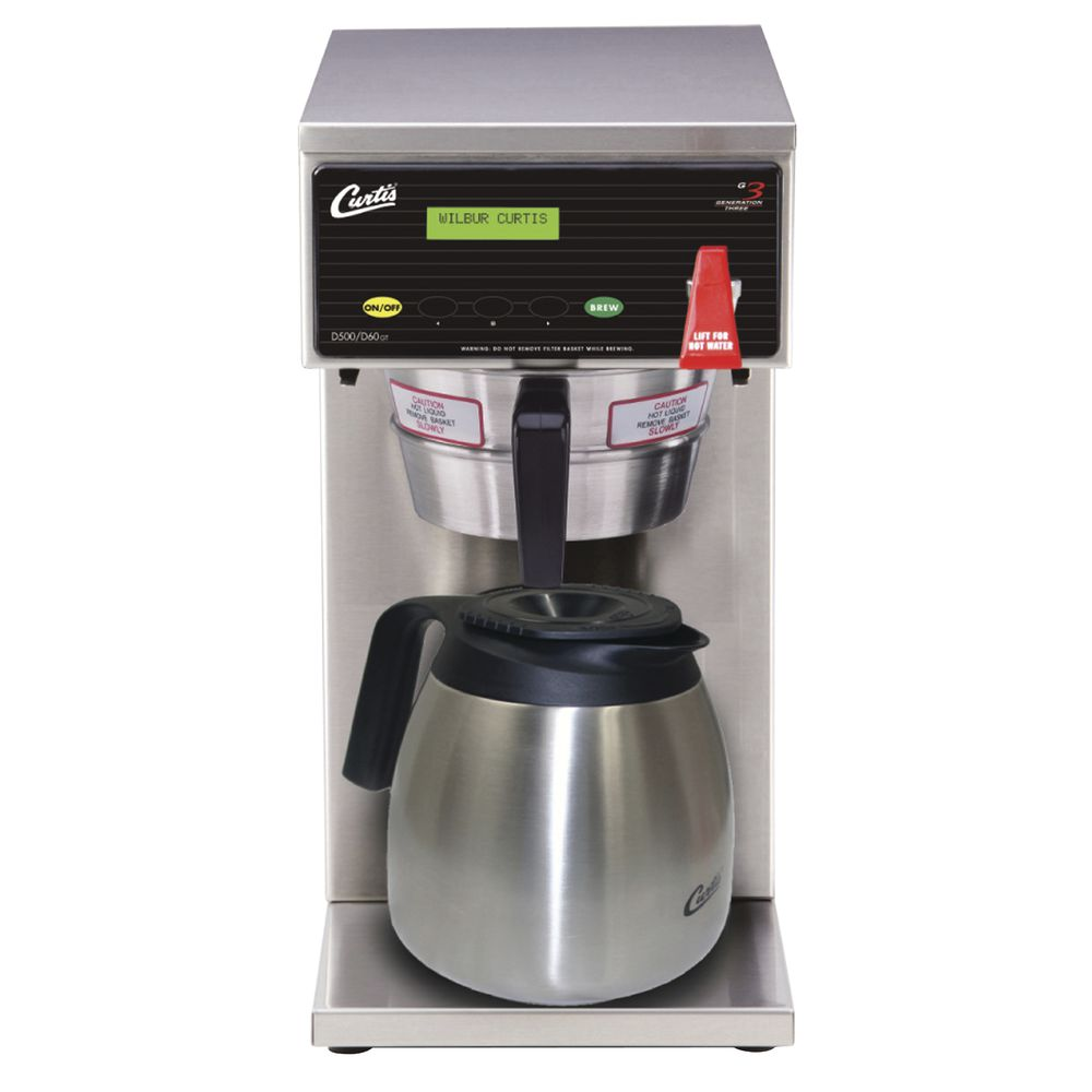 BREWER, AUTOMATIC, SINGLER, THERMAL CARAFE