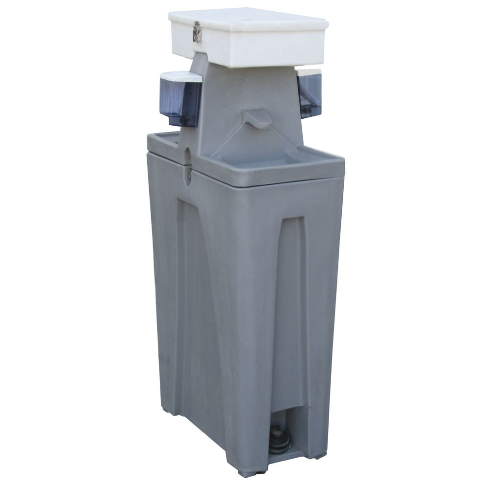 HAND, SINK, PORTABLE, W/O WTR HEATER, 24 GAL