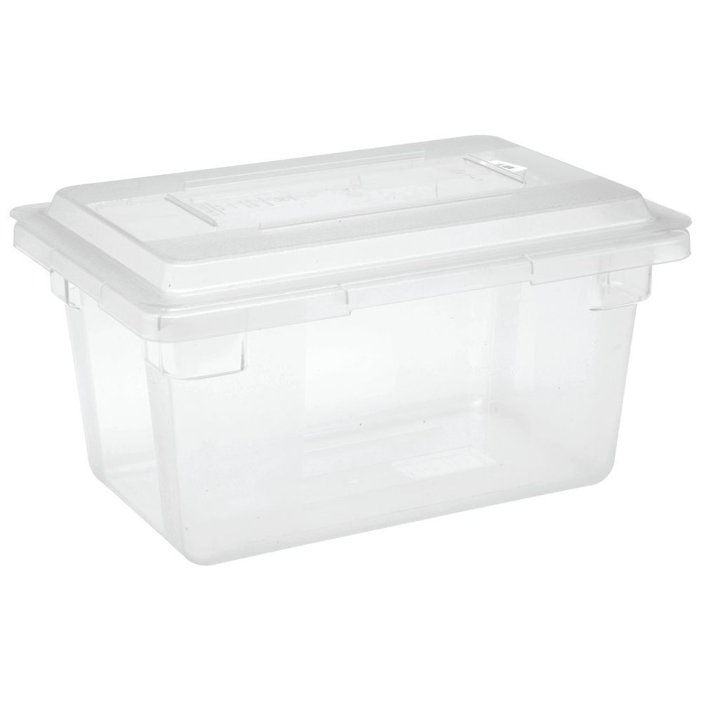 """""""Lock-Tight"""" Polycarbonate Lid for Half Size"""