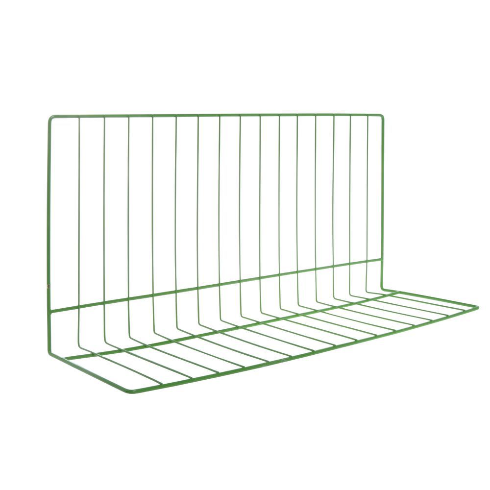 """GREEN 24X12X8""""WIRE FENCE DIVIDER"""