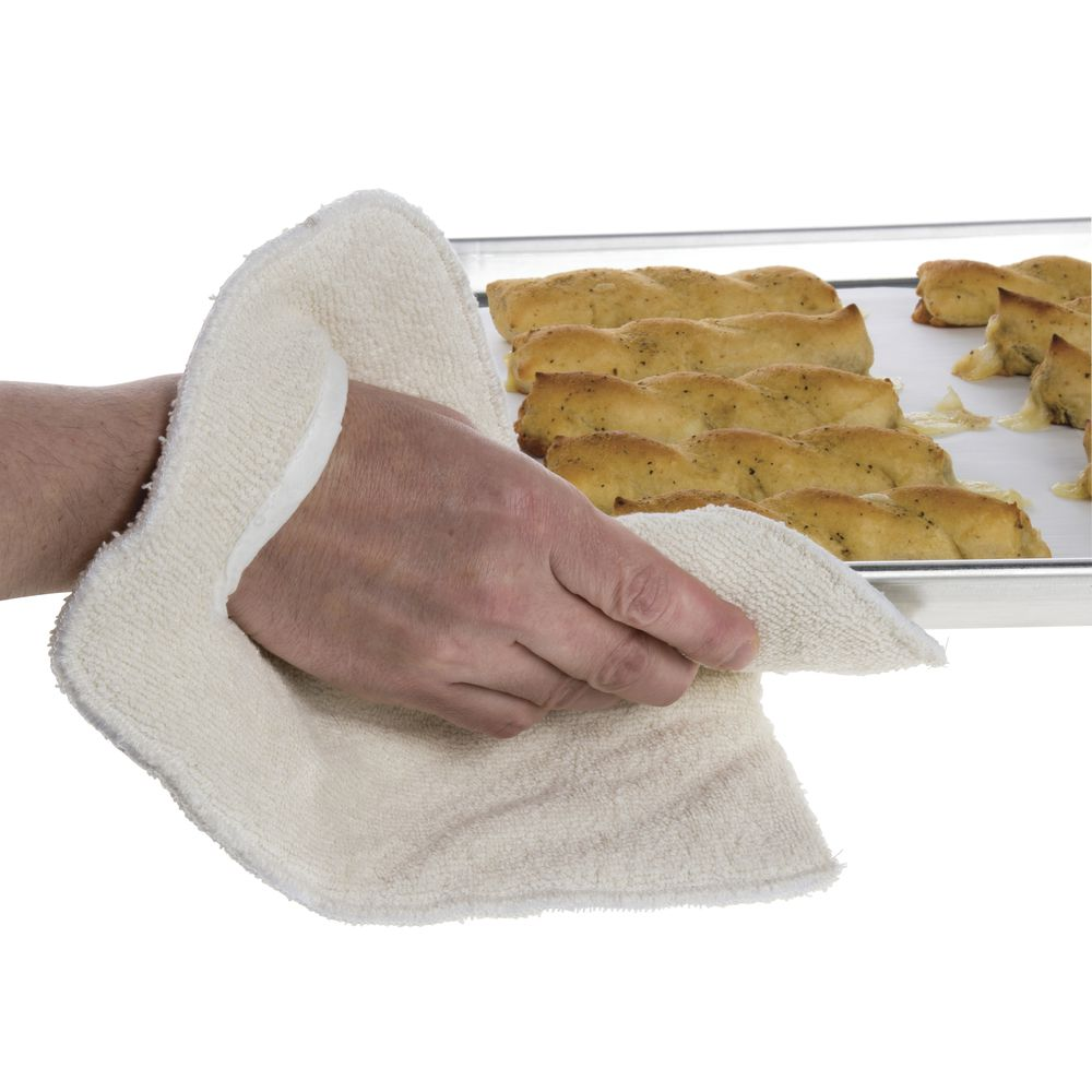 PAD, BAKERS, COTTON TERRY, 9X11, BEIGE