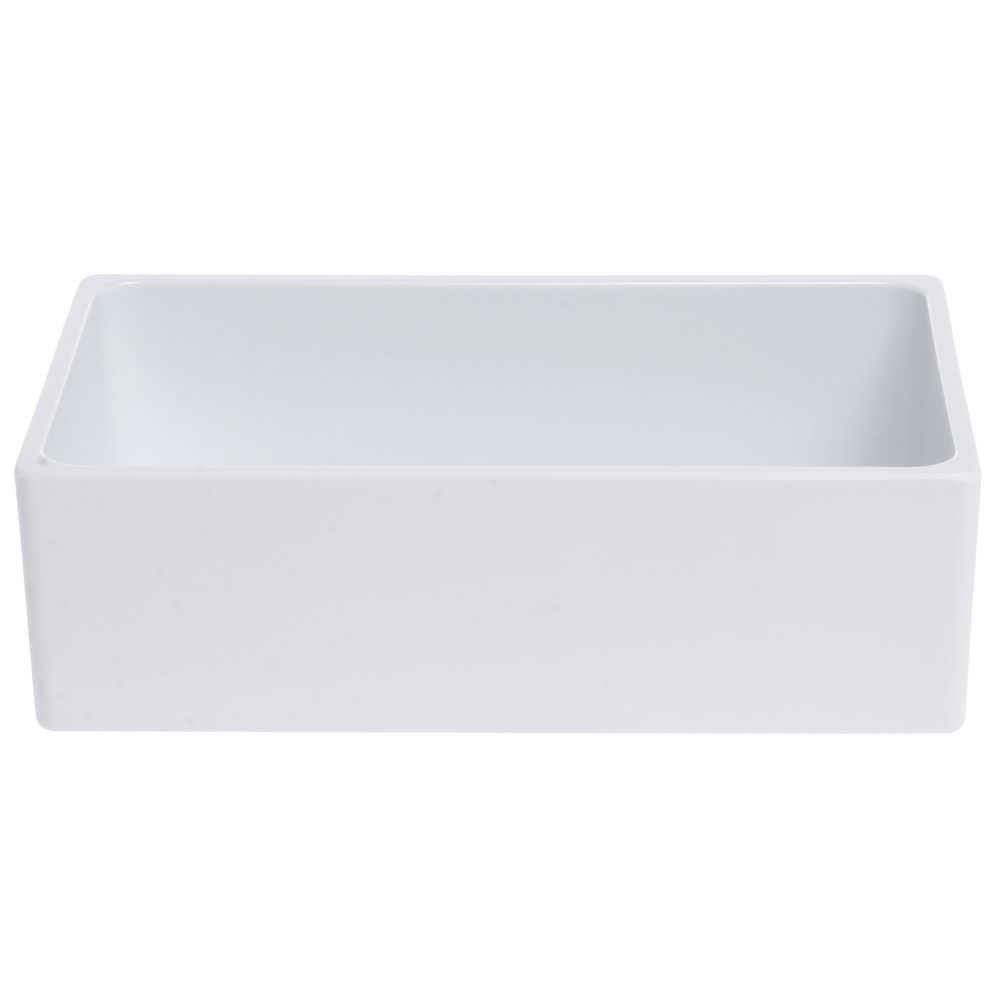 PAN, MELAMINE, 9, 75X5.88X3, MODULAR, B WHITE