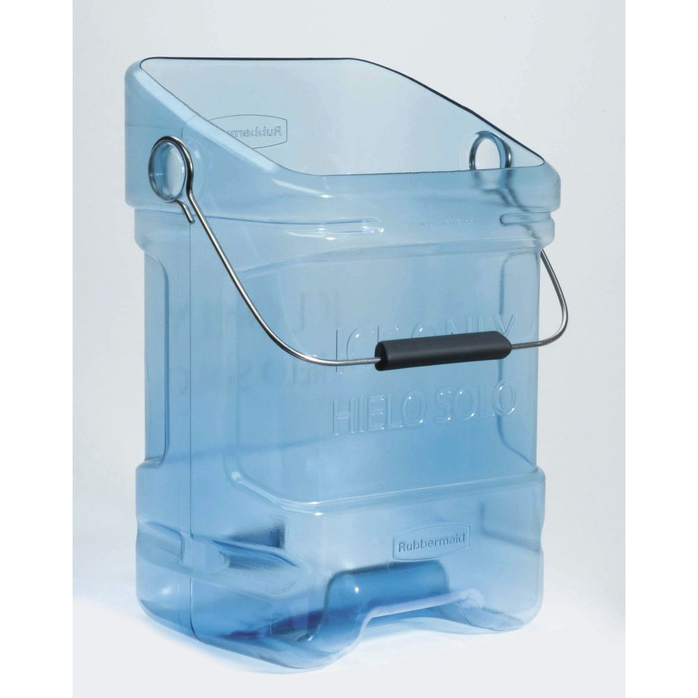 """Rubbermaid Proserve Ice Container Tote only 10 1/2""""L x 13 1/4""""D x 22""""H"""