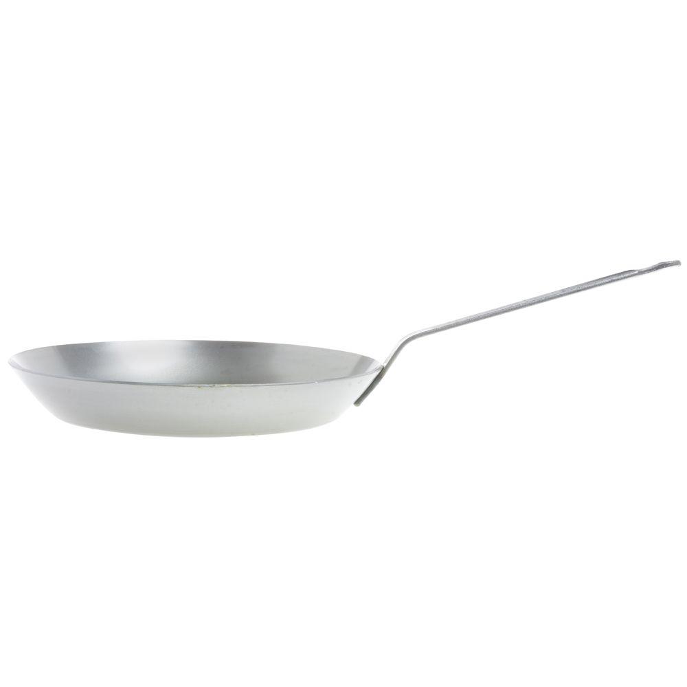 9 1//2 Dia Matfer Black Steel Fry Pan