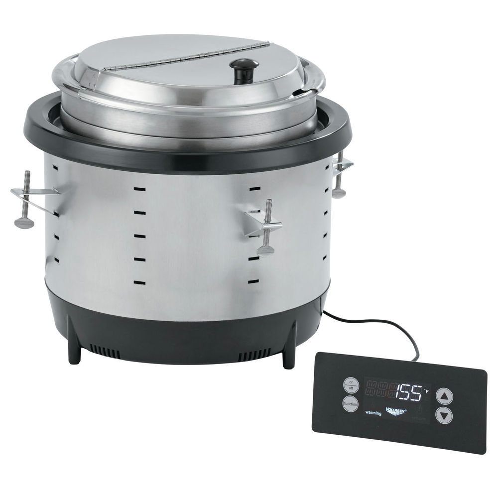 7 QT INDUCTION WARMER - DROP IN