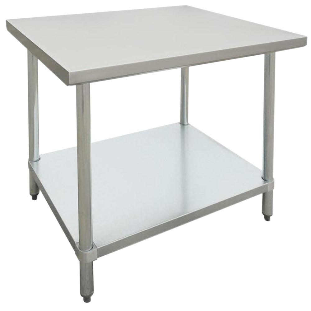 TABLE, S/S, 36X30X34