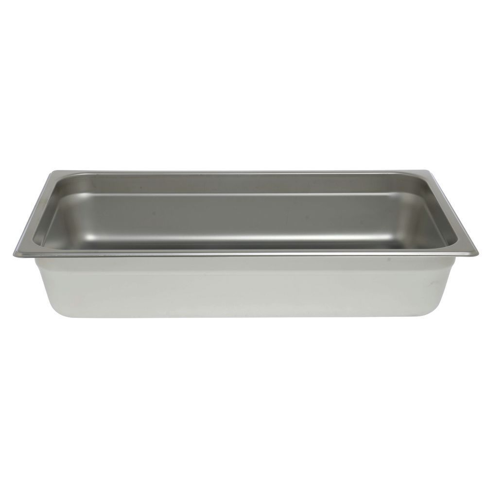 "Hubert® Steam Table Pan Full Size 4""D"