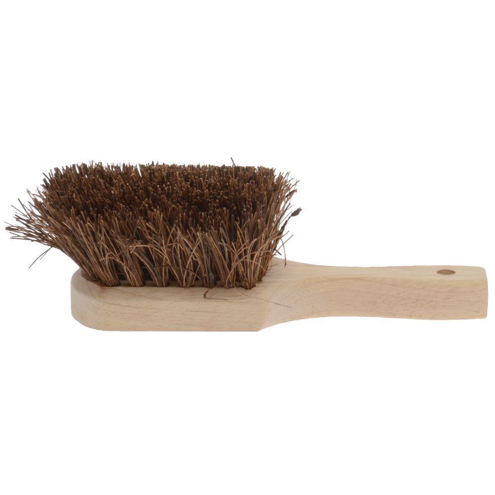 Town Hardwood Wok Brush With Palmyra Bristles 9 1 2 L