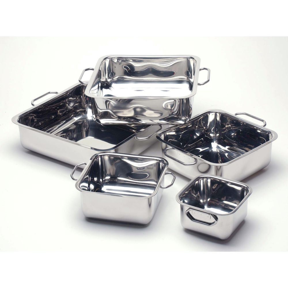 Stainless Steel Platter is Great for Catering and Food Displays