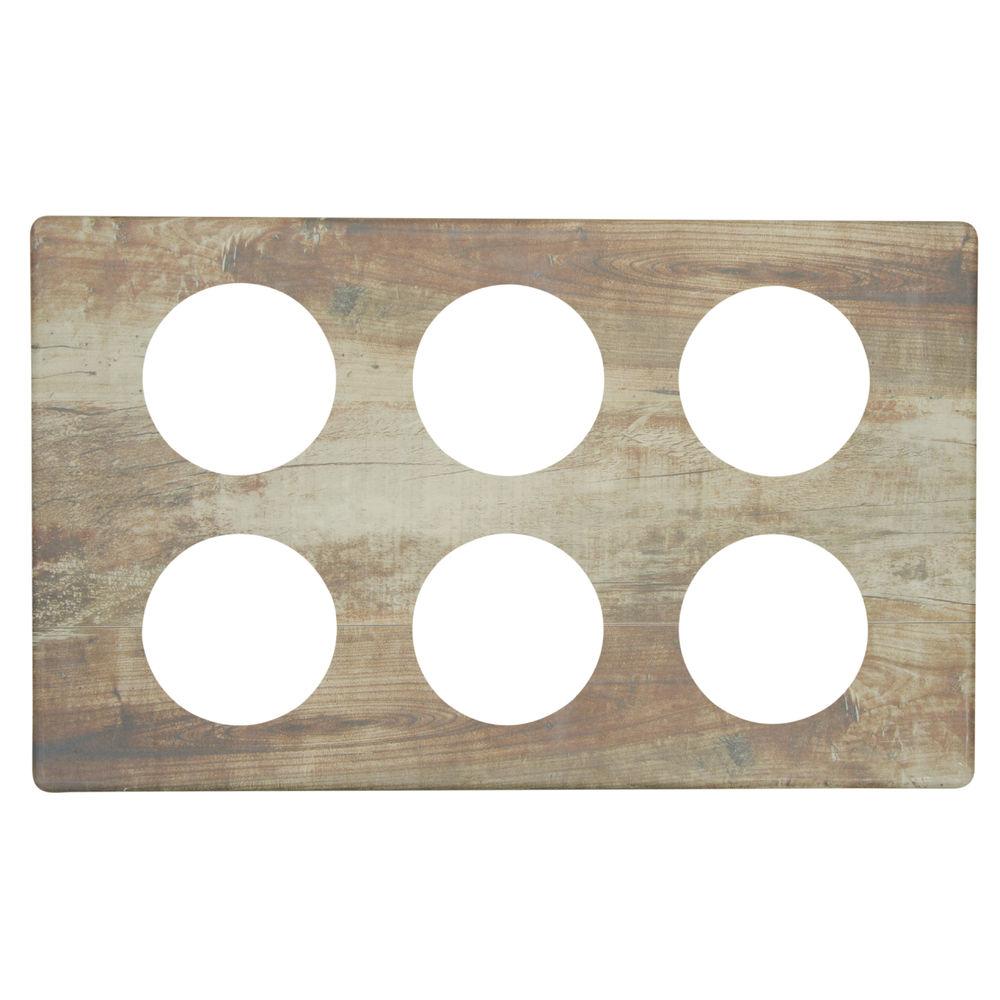 Expressly Hubert Bain Marie Reclaimed Wood Melamine Cold Tile 21 L X 12 3 4 W