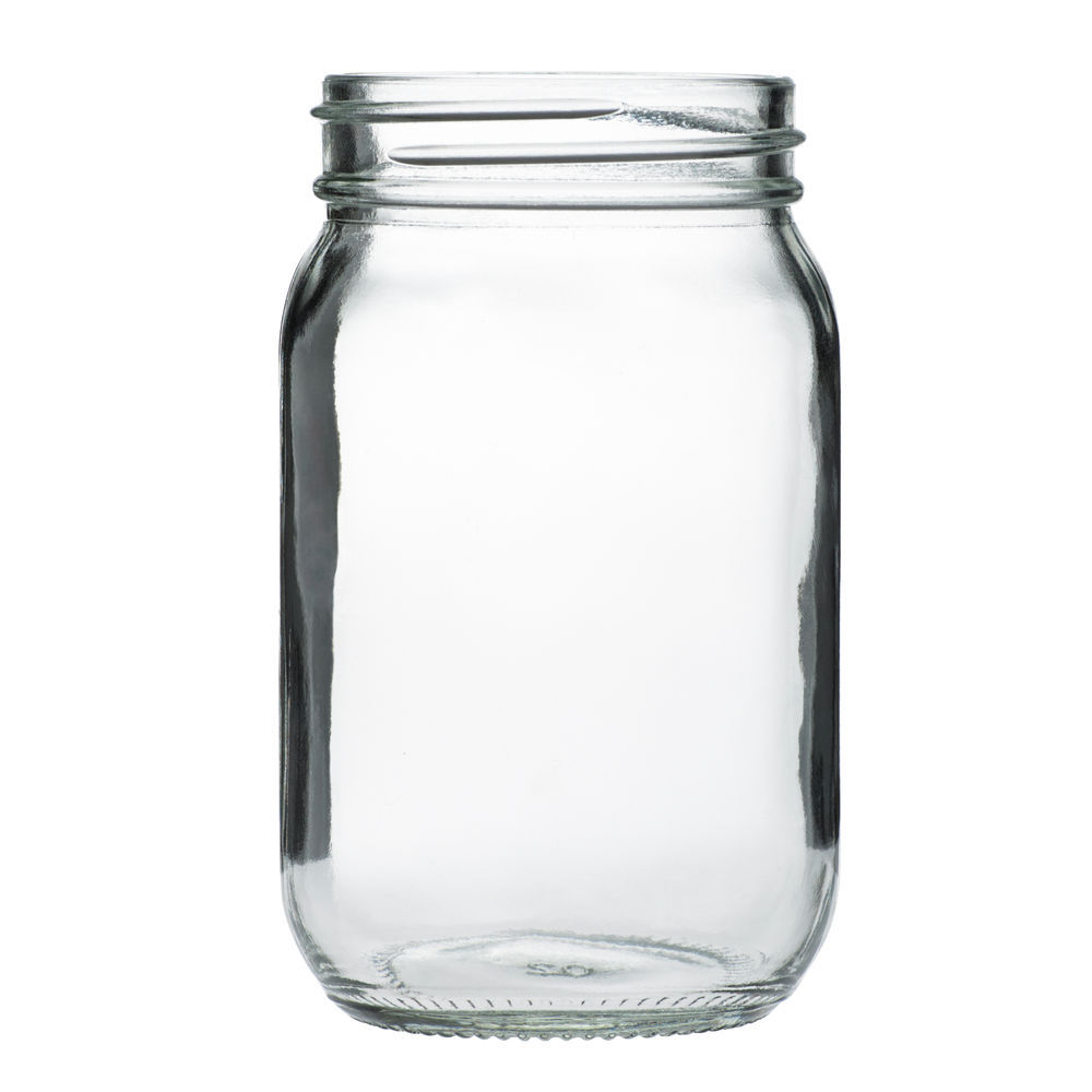 Mason Jar Transparent