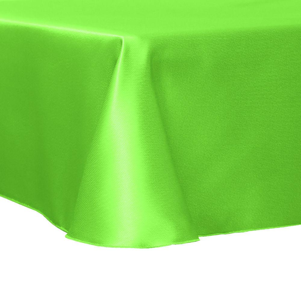Visual Textile Herringbone Fandango 60 X 84 Inch Oval Tablecloth