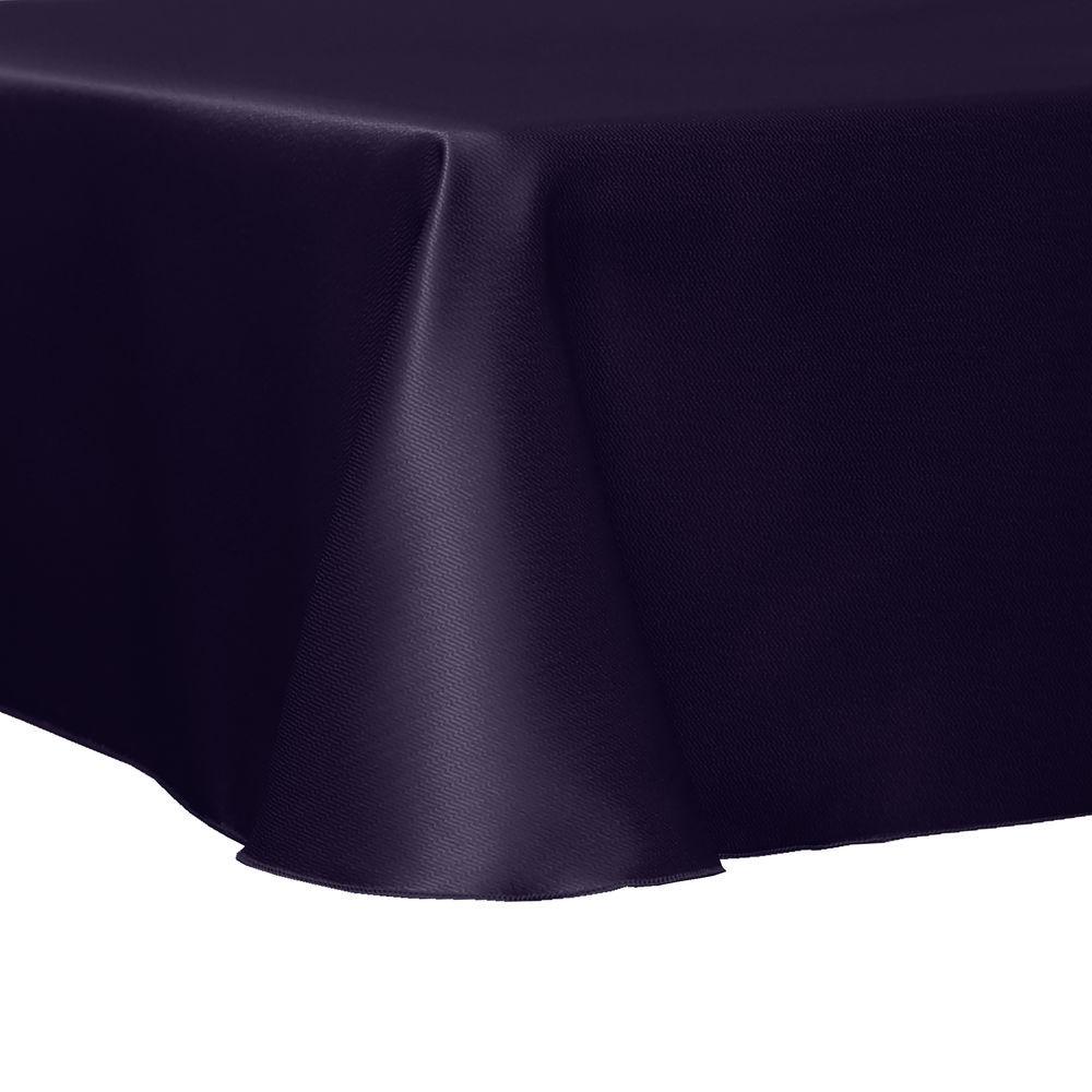 Surprising Visual Textile Herringbone Fandango 60 X 120 Inch Oval Tablecloth Purple Lamtechconsult Wood Chair Design Ideas Lamtechconsultcom