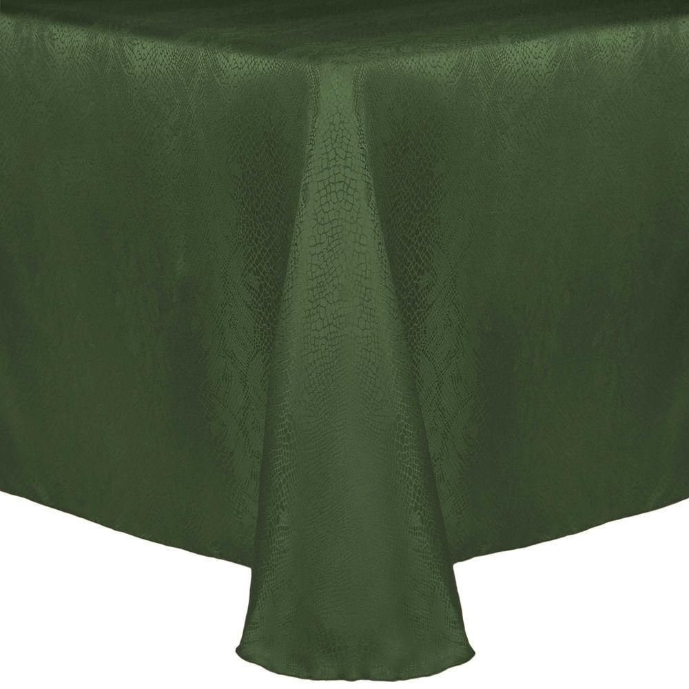 60 X 102 Oval Tablecloths