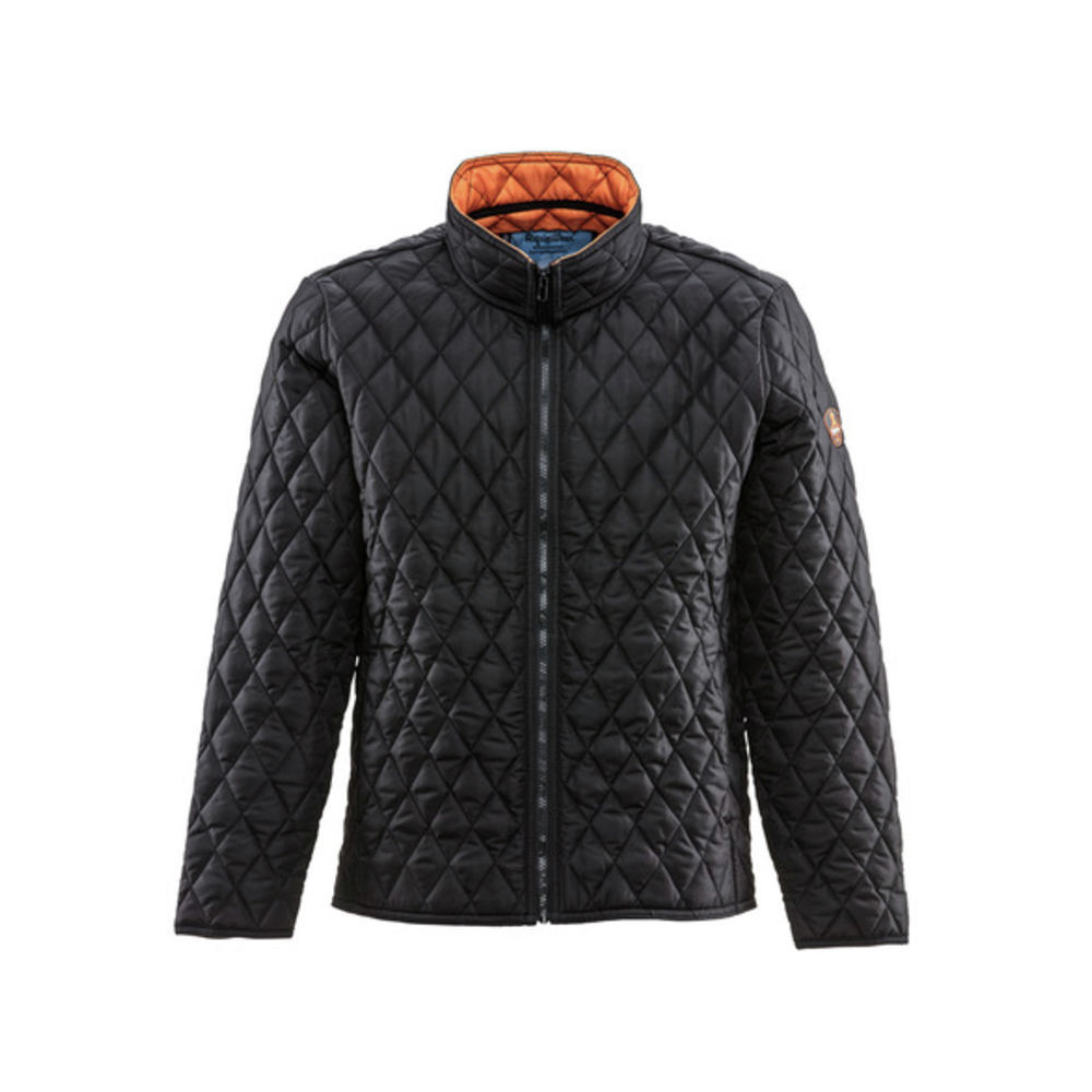 dbc930a3a052 Refrigiwear 8705R LIGHTWEIGHT DIAMOND QUILTED JACKET ...