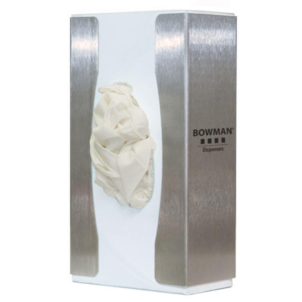 Bowman Dispensers Glove Box Dispenser - Single - Food Service - Narrow