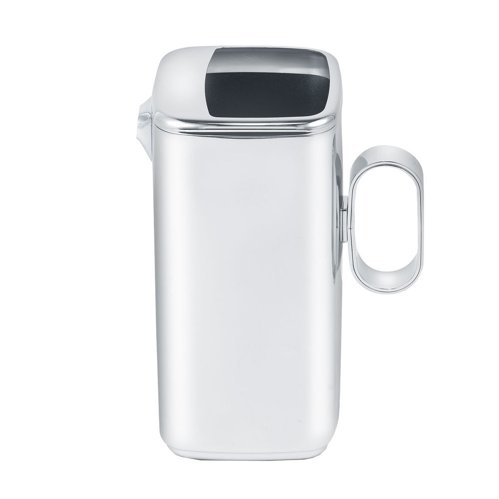 Stainless Steel 64 Oz Water Pitcher Java Collection